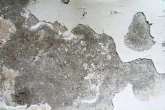脏的褴褛墙壁 免版税库存照片
