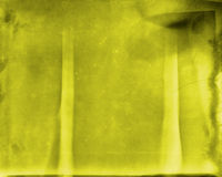 脏的黄色 库存图片