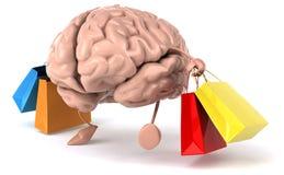 脑子 免版税库存图片