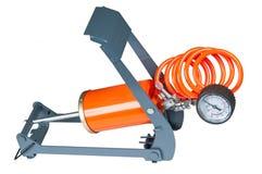 脚踏泵 免版税图库摄影