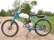脚踏车俄语 免版税库存图片
