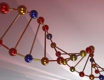 脱氧核糖核酸 库存图片