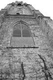 腐朽的教会 免版税库存图片