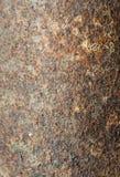 腐朽的金属纹理 库存照片