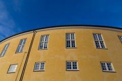 腓特烈斯贝城堡细节 免版税库存照片
