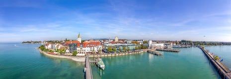 腓特烈港, Bodensee 免版税库存照片