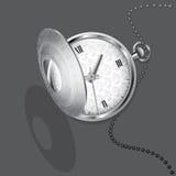 腰带手表 免版税库存照片