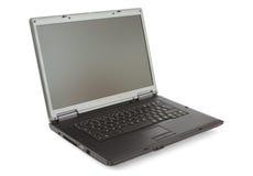 膝上型计算机笔记本个人计算机 免版税库存照片