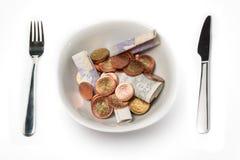 膳食富有 免版税图库摄影