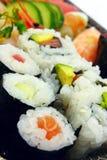 膳食寿司 库存照片