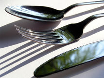膳食时间 免版税库存图片