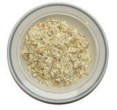 膳食燕麦 库存图片