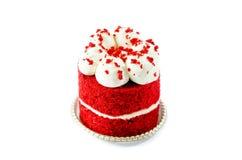 自创的蛋糕 免版税库存图片