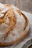 自创的面包 库存照片
