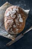 自创的面包 免版税图库摄影