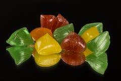 自创蛋白软糖 免版税库存图片