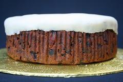 自创蛋糕的果子 免版税库存照片