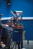 自动化的电弧焊接 库存图片