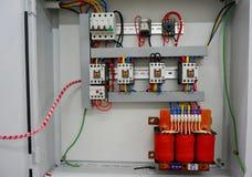 自动变压器起始者 免版税图库摄影
