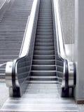 自动扶梯 免版税库存图片