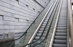 自动扶梯 免版税库存照片