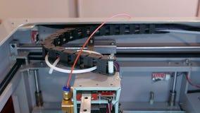 自动机器人学机械设备实验室 股票视频