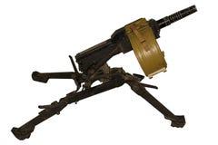 自动枪榴弹发射器AGS-17火焰 库存照片