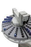自动样品处理分析仪器 免版税库存图片
