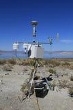 自动气象台在加利福尼亚 库存照片