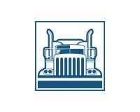 自动汽车商标模板 免版税库存照片