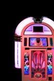 自动电唱机粉红色 图库摄影