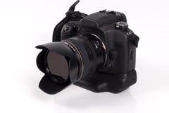 自动重点35mm SLR照相机4 图库摄影