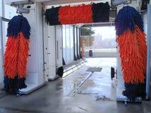 自动洗衣店汽车 库存照片