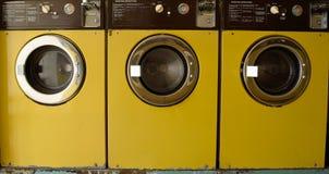 自动洗衣店 免版税库存照片