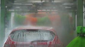 自动洗车 股票视频