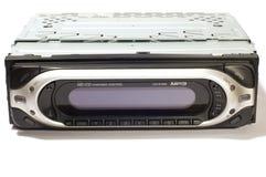 自动MP3播放器 库存照片