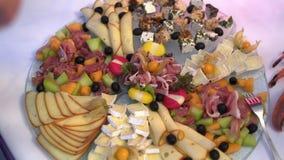 自助餐食物承办酒席在餐馆的食物党 股票录像