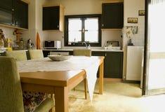 自定义厨房 库存图片