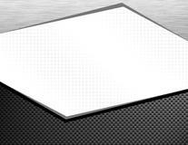 自定义页模板 图库摄影