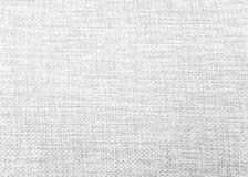 自然亚麻制背景 由粗麻布材料做的织品纹理 库存图片