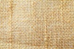 自然亚麻制纹理 免版税库存图片