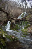 自然公园`蓝色岩石` -保加利亚,斯利文 库存图片