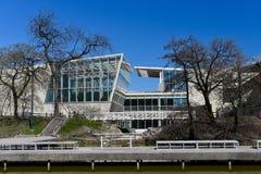 自然博物馆 免版税库存照片