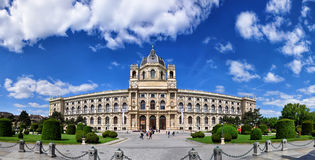 自然历史博物馆,维也纳,奥地利 图库摄影
