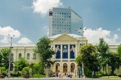 自然历史国家博物馆  免版税库存照片