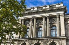 自然历史柏林博物馆,德国 免版税库存照片
