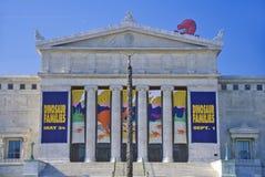 自然历史领域博物馆,芝加哥,伊利诺伊 库存照片