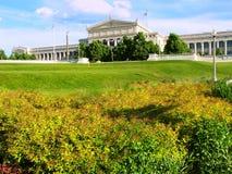 自然历史领域博物馆  库存照片