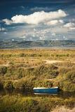 自然在撒丁岛 库存照片