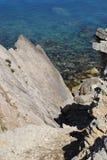 自然在西班牙 免版税库存照片